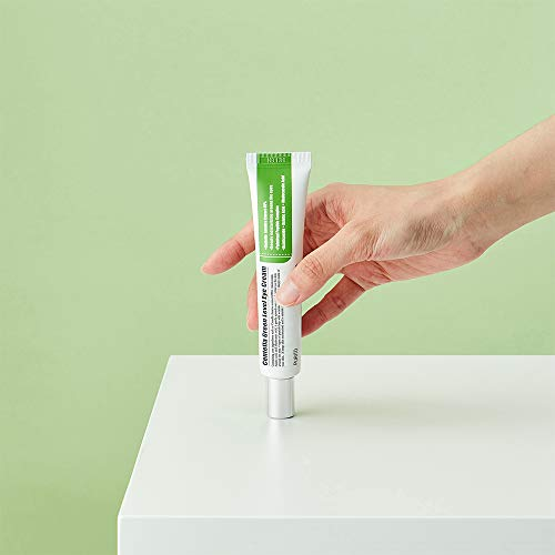 PURITO Centella Green Level Eye Cream /1fl.oz/Dark Circles/Around Eyes/Wrinkles/Puffiness that Reduces Eye Bags, Fine Lines