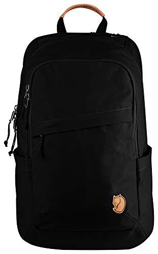 Fjallraven - Raven 20 Backpack, Fits 15' Laptops, Black