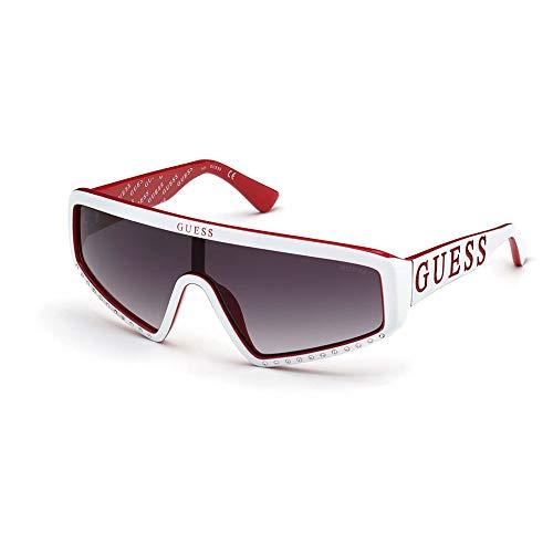 Guess gafas de sol GU7695 21B gafas de Mujer color Blanco lente tamaño del humo