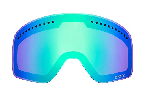 Dragon NFX Snow Goggle Replacement Lens (Lumalens Green Ion)