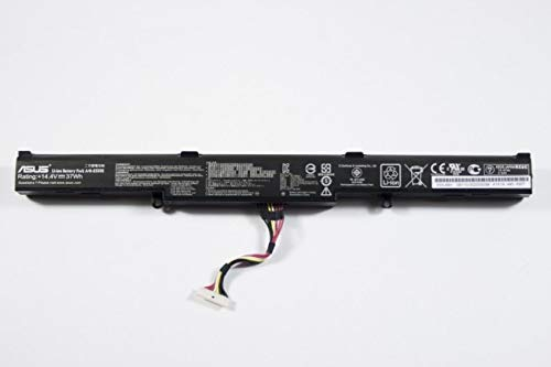 Batterie d'origine ASUS A41-X550E 15V 2950mAh X55LM9H ASUS R751L