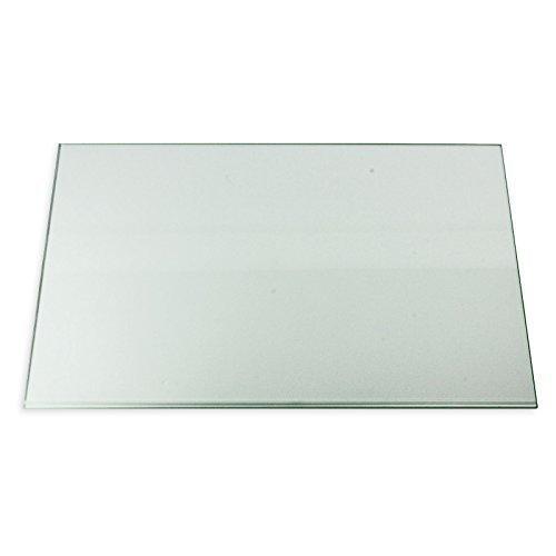 Indesit Koelkast Vriezer Glas Plank (478mm X 305mm X 4mm)