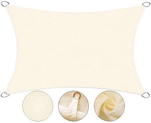 Generic Brands Nützliches Sonnensegel, wasserdicht, Sonnenschutz, Schattensegel, Camping, Schattentuch, groß