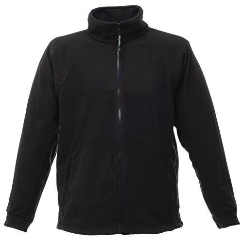 Regatta Polaire Homme zippée avec Propriété de séchage rapide Thor III Fleece Homme Black FR: XS (Taille Fabricant: XS)