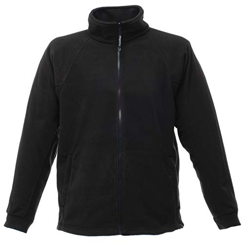 Regatta Pile Thor Ii Con Cerniera Compatibile 3 In 1 Fleece, Uomo, Black, L