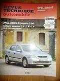 E.T.A.I - Revue Technique Automobile 629.1 - OPEL ASTRA G ESSENCE 1.4-1.6-1.8