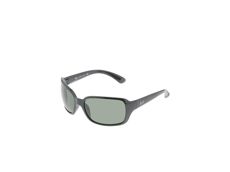 Ray-Ban 4068 (Black/G-15xlt Lens) Sport Sunglasses