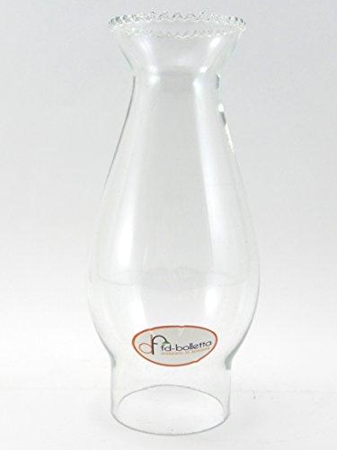ricambio vetro per lumi a petrolio campana vetro trasparente per lumi ad olio e petrolio,tubi per lumi in vetro.T4 Misure max:H da un min di 19cm a un max di 20cm,Ø esterno imboccatura 6,5cm
