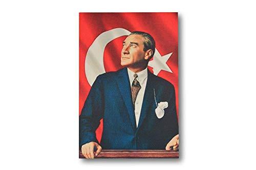 Gök-Türk Wandbild Bild für Wohnzimmer Büro Wohnung Deko Kunstdrucke