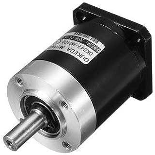 Nema17 Planetary Gearbox Motor Ratio 5:1 10:1 15:1 20:1 25:1 30:1 40:1 50:1 100:1 - Motor Gear Motor - (100:1) - 1 X Planetary Gearbox