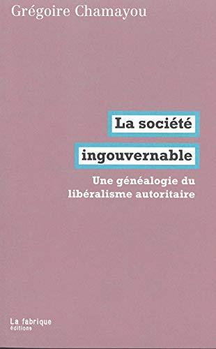 La Société ingouvernable