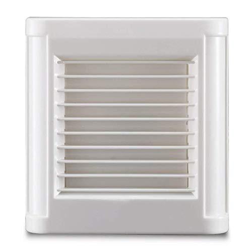 Sgfccyl 6 inch afzuigkap, badkamer, ventilator, keuken, huishouden, ventilatie, grootte: 205 x 215 mm, grootte van de opening: 150 mm, nominaal vermogen: 21 W