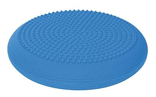 Togu happyback® Ballkissen® (blau, 36 cm) inkl. Pumpe