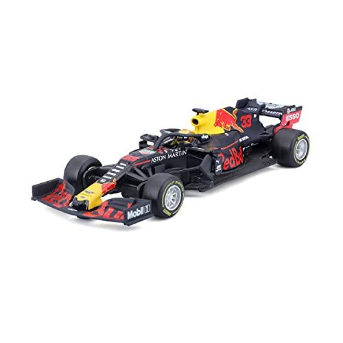 Bburago B18-38050V 1:43 F1 Red Bull Racing RB15 con Casco Verstappen