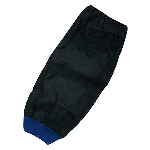 おたふく手袋 腕カバー ジャージ付 黒 N-876