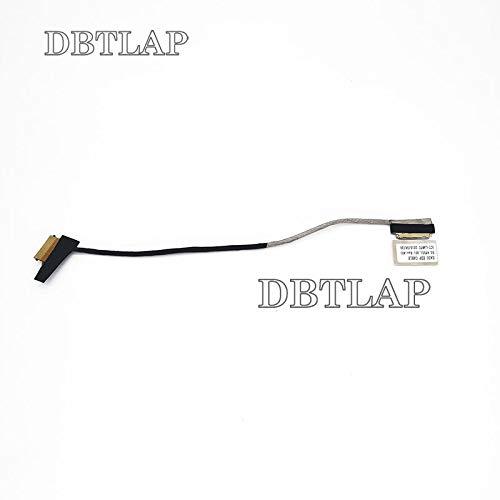 DBTLAP LCD Kabel für ACER Aspire E1-522 E1-522G Gateway NE522 Laptop Screen Display Kabel 50.4YU01.001 50.4YU01.011