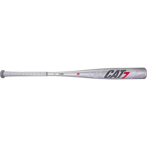 Marucci CAT7 Silver -3 BBCOR Baseball Bat Cover