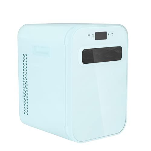 FDSZ Mini refrigerador es silencioso, el refrigerador de automóviles LED electrónico LED Pantalla Digital es silenciosa y de reducción de Ruido, Ahorro de energía y protección Ambiental