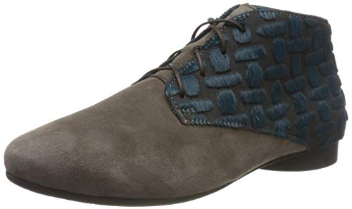 Think! Guad_585273, Stivali Desert Boots Donna, Kred/Kombi 23, 40 EU