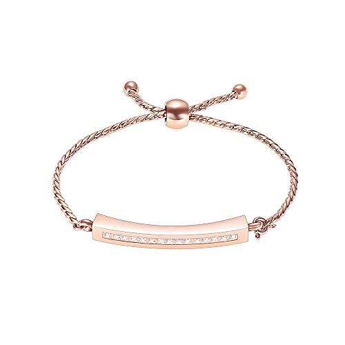 OSNDFI Cremation Bracelet for Ashes Crystal Cube Urn Bracelet Memorial Holder Ashes Bangle Urn Keepsake Bracelet