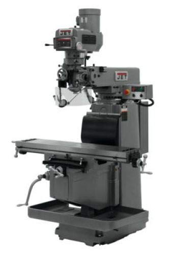 Fantastic Prices! JET JTM-1254RVS CNC G2 Vertical Mi
