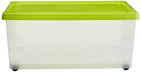 Algo AL-8816 Clip Lock Container, 0.74 L , Green