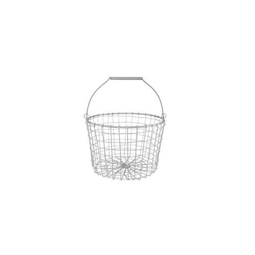 Butlers Grid Korb mit Henkel rund Ø28cm