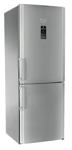 Hotpoint ENBGH 19423 FW Kühl-Gefrier-Kombination/A+++ / 195.5 cm Höhe / 219 kWh/Jahr / 302 L Kühlteil / 148 L Gefrierteil/No Frost/nur 0,6 kWh/24 Std/edelstahl