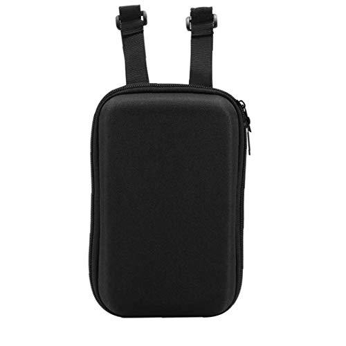 Hiinice Scooter-Speicher-Beutel Elektrische Roller Vorne Hängend Tasche Scooter Eva Tasche Kompatibel Mit Xiaomi M365 Schwarz Praktische Werkzeuge