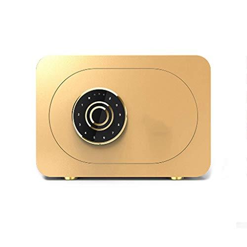 YWSZJ Electrónica Password Safe Fuerte, Hotel de la Caja de Gabinete, de Acero a Prueba de Agua a Prueba de Fuego, contraseña mecánico antirrobo (Color : B)
