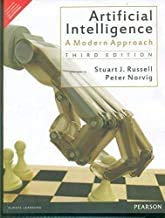 Compare Textbook Prices for Artificial Intelligence: A Modern Approach 4 Edition ISBN 9780134610993 by Russell, Stuart,Norvig, Peter
