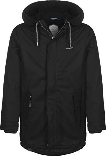 Ragwear Jacke Herren MR Smith 1822-60020 Schwarz Black 1010, Größe:S