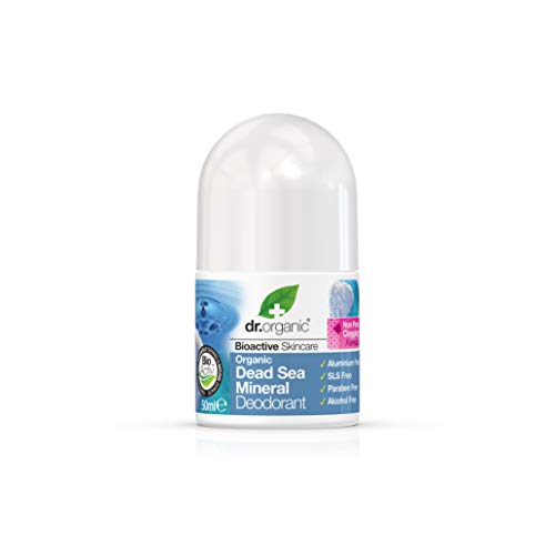 Dr. Organic Desodorante Minerales Del Mar Muerto 50 ml