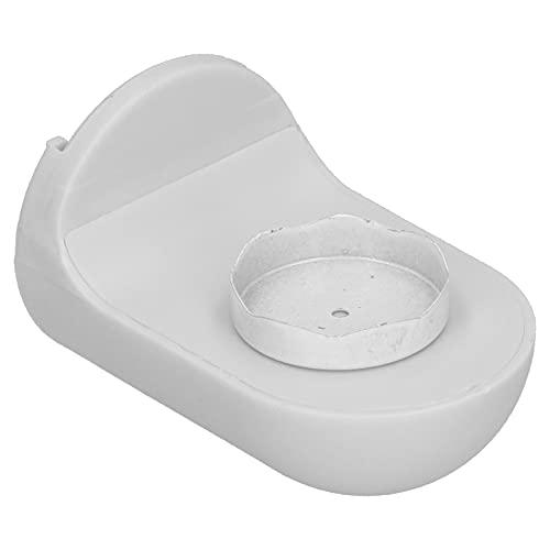 URRNDD Jabones Plato Montado en la Pared Jabones magnéticos Contenedor Soporte de jabones Sin perforación para baño Ducha Cocina Hogar