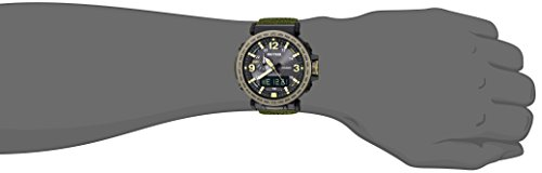 Best Looking Analog Hiking Watch Largest Easy to Read Casio Pro Trek