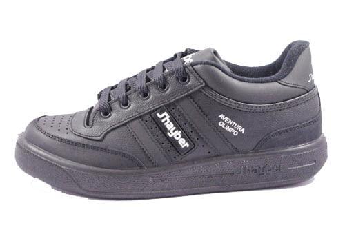 J-Hayber NEW Olimpo - Zapatillas deportivas para hombre, color negro, talla 41