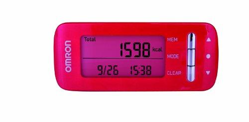 Omron Kalorienzähler CaloriScan pink