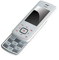 Cellulare LG KG800Chocolate Argento Senza Branding