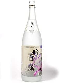 吟香露 1800ml 20度 杜の蔵酒造 福岡県産