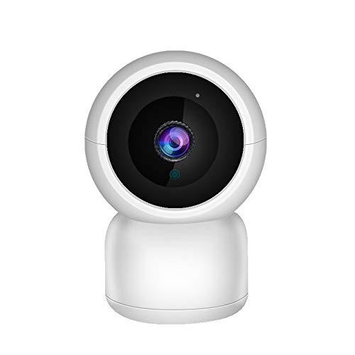 Rwdacfs Casa Inteligente alejada de la cámara Vieja Persona/bebé/Pet Monitor Voz interfono, detección móvil, Consejos de Alarma, Almacenamiento de Doble