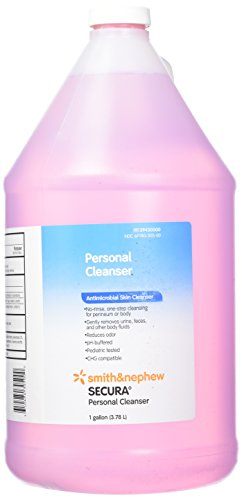 Smith & Nephew Secura Personal Cleanser Bottle