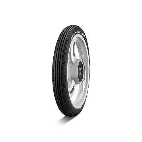 TVS Eurogrip 2.75-18 41P 4PR TEG SC36 Tube-Type Scooter Tyre, Front (3MCY90)