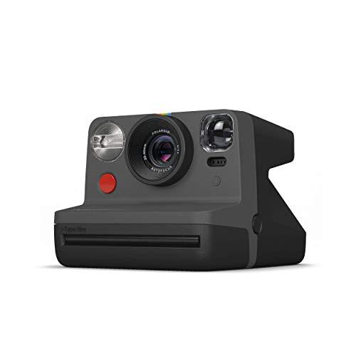 Polaroid - 9028 - Polaroid Now Cámara instantánea i-Type Negro