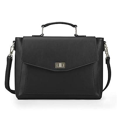ECOSUSI Satchel Handbags Vintage Crossbody Mess...