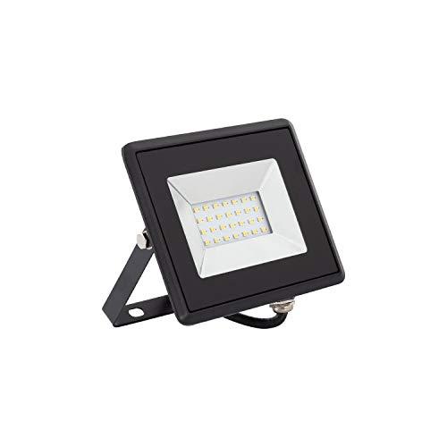 LEDKIA LIGHTING Foco Proyector LED Solid 20W Blanco Cálido 3000K