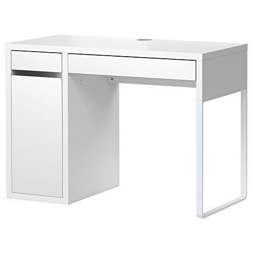 IKEA(イケア) MICKE ホワイト 50213075 デスク、ホワイト