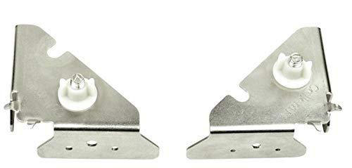 COLLOMIX Schnurspanner (Paar) zum Erstellen einer Richtschnur an allen gängigen Mauerwerken und Pflasterarbeiten