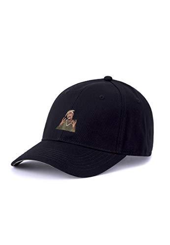 Cayler & Sons C&s WL 2pac Rollin Curved Cap Gorra de béisbol, Black/Woodland, One Size Unisex Adulto