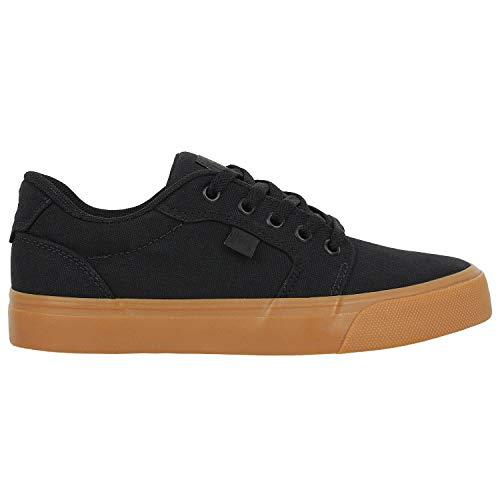 Tênis Dc Shoes Anvil Tx La Masculino - Preto - 38