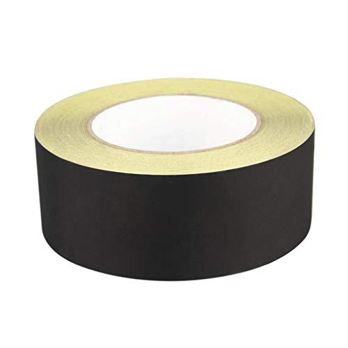 Hochtemperaturbeständige Band - Acetat Tuch Isolierband schwarzes Klebeband for LCD-Bildschirm Elektronik-Reparatur Kabelbaum Fixing Mehrerer Größen (Farbe : Black, Size : 70 mm wide × 30 m)